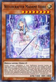 Duel Links Card: Witchcrafter%20Madame%20Verre