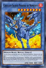 Duel Links Card: Cerulean%20Sacred%20Phoenix%20of%20Nephthys