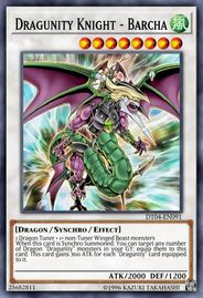 Duel Links Card: Dragunity%20Knight%20-%20Barcha