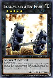 Duel Links Card: Digvorzhak,%20King%20of%20Heavy%20Industry
