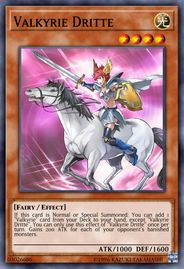 Duel Links Card: Valkyrie%20Dritte