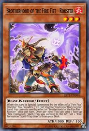 Duel Links Card: Brotherhood%20of%20the%20Fire%20Fist%20-%20Rooster