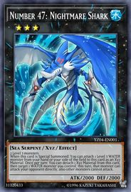 Duel Links Card: Number%2047:%20Nightmare%20Shark