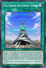Duel Links Card: The%20Grand%20Spellbook%20Tower