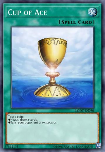 Duel Links Card: Cup%20of%20Ace
