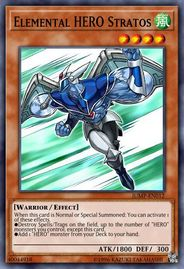 Duel Links Card: Elemental%20HERO%20Stratos