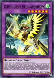 Duel Links Card: Ritual%20Beast%20Ulti-Cannahawk