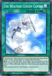 Duel Links Card: The%20Weather%20Cloudy%20Canvas