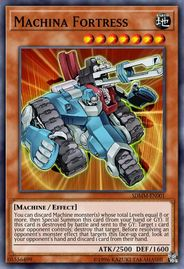 Duel Links Card: Machina%20Fortress
