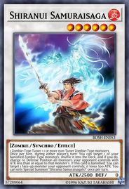 Duel Links Card: Shiranui%20Samuraisaga