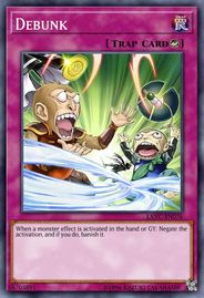 Duel Links Card: Debunk