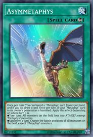 Duel Links Card: Asymmetaphys