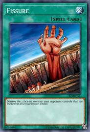 Duel Links Card: Fissure