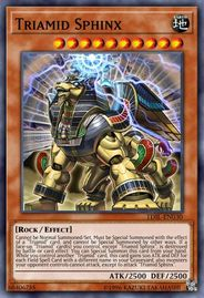Duel Links Card: Triamid%20Sphinx