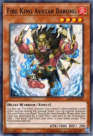 Duel Links Card: Fire%20King%20Avatar%20Barong