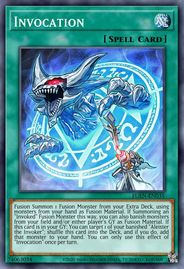 Duel Links Card: Invocation