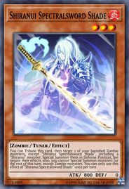 Duel Links Card: Shiranui%20Spectralsword%20Shade