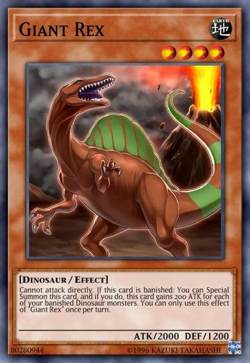 Duel Links Card: Giant%20Rex