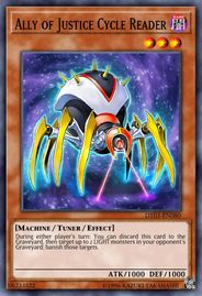 Duel Links Card: Ally%20of%20Justice%20Cycle%20Reader