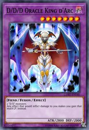 Duel Links Card: D/D/D%20Oracle%20King%20d'Arc
