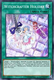 Duel Links Card: Witchcrafter%20Holiday