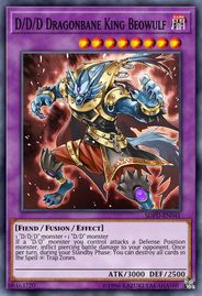 Duel Links Card: D/D/D%20Dragonbane%20King%20Beowulf