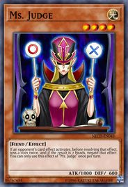 Duel Links Card: Ms.%20Judge