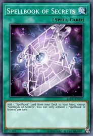 Duel Links Card: Spellbook%20of%20Secrets