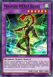 Duel Links Card: Masked%20HERO%20Blast
