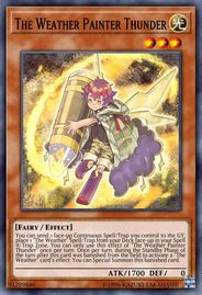 Duel Links Card: The%20Weather%20Painter%20Thunder