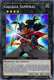 Duel Links Card: Gagaga%20Samurai