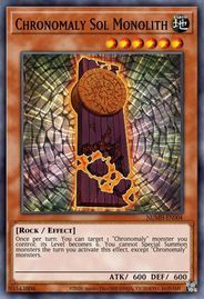 Duel Links Card: Chronomaly%20Sol%20Monolith