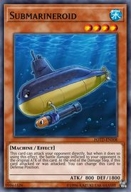 Duel Links Card: Submarineroid