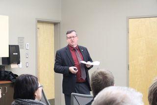 Forum held to address Saskatchewan education