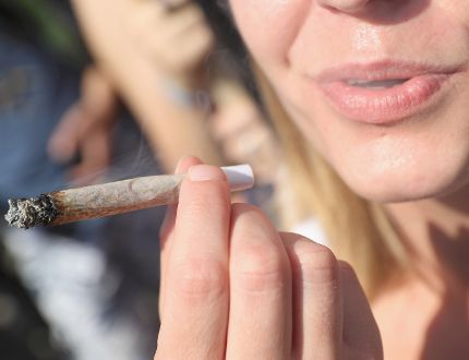 Is medical marijuana on the job a major risk for employers?