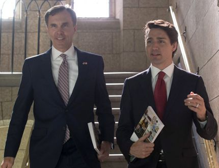 Trudeau's budget hurts middle class