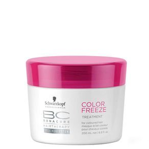 Máscara de Tratamento Bonacure Color Freeze 200ml