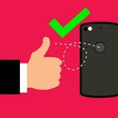 Пръстов отпечатък вместо парола в Android