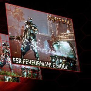 Нова технология на AMD вдига качеството на игрите