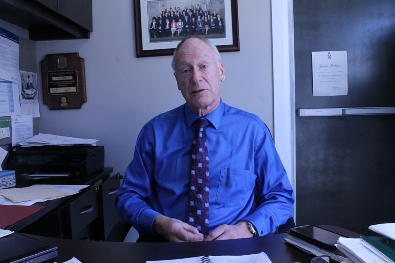 Horne at ease with Bill 75 vote decision - The Laker