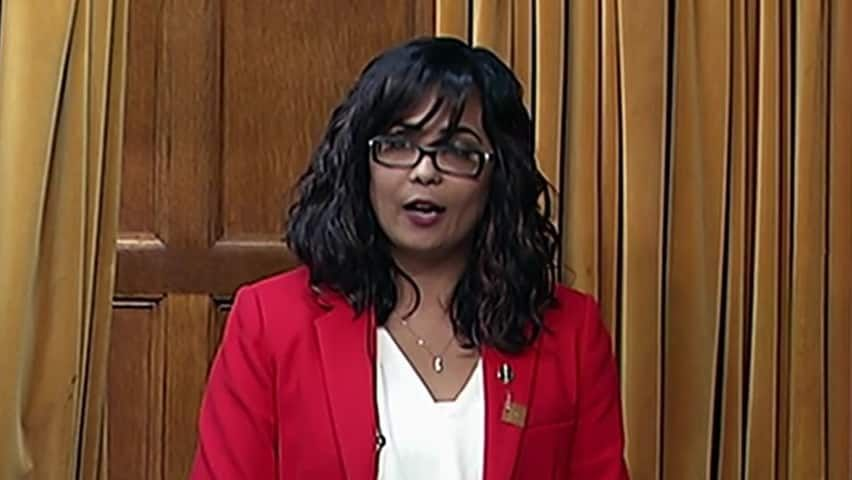 MP Iqra Khalid shares the hateful messages she has received