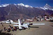 [尼泊爾自遊狂熱] 要爬山,先要挑戰全世界最危險機場 – 盧卡拉機場