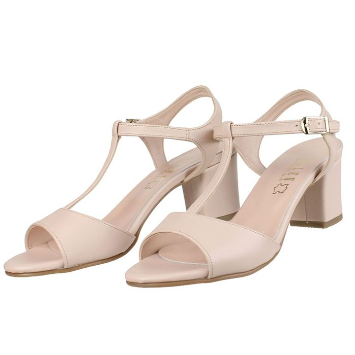 Ellen Shoes 50505 nude