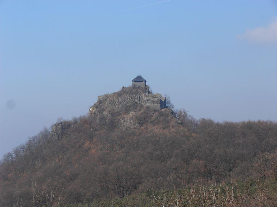 Salgóvár - Boszorkány-kő