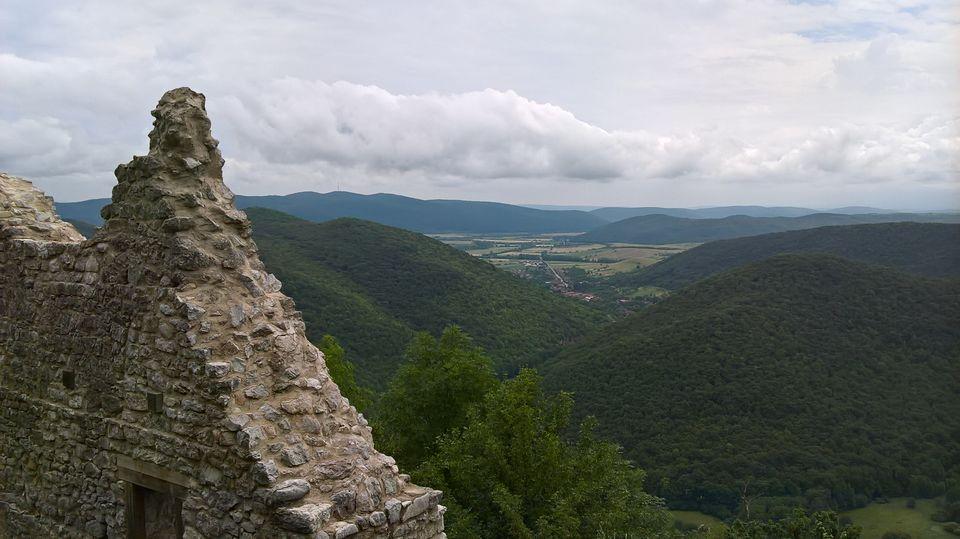 Szádvár - Derenk