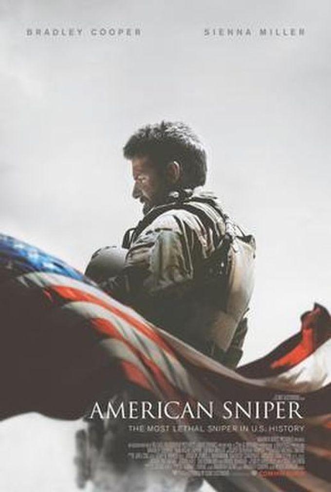 美國狙擊手:一個傳奇的故事