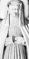 PhilippaMohun Died1431 WestminsterAbbey ByStothard.jpg