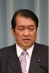 Kunio Hatoyama 200709.jpg