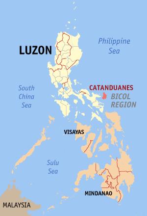 在菲律宾的位置