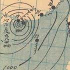 1946年7月18日的天气图